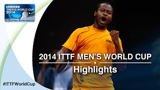 Review all the highlights from the TANG Peng vs ARUNA Quadr 1/16 first stage table tennis match at the 2014 Men&#39;s <b>World Cup</b> in...</div><div class=