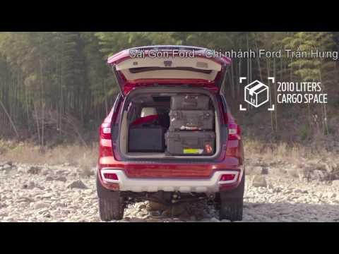Khả năng chuyên chở của Ford Everest