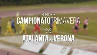 Primavera, Atalanta-Hellas Verona 2-2: gli highlights