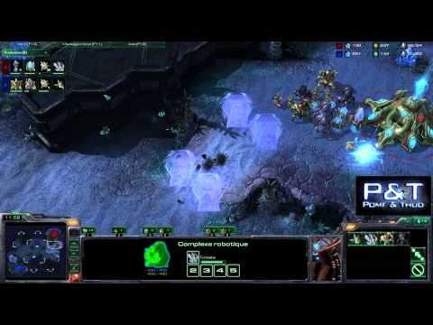 (HD334) AliveFan vs oGsHero - PvP - Starcraft 2 Replay [FR]