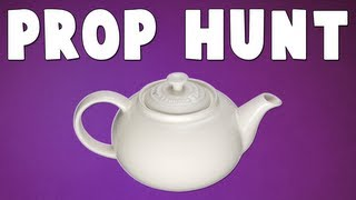 SARK THE TEAPOT! (Gmod Prop Hunt with Friends)