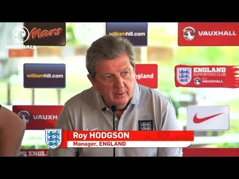 Roy Hodgson | FATV Interview