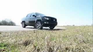 2007 Honda Ridgeline 4X4 Start Up, Engine, and In Depth Tour videos