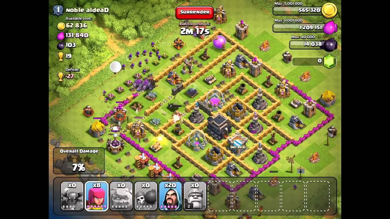 clash of clans pekka level 4 - photo #14
