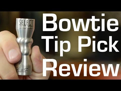 Bowtie Pool Cue Tip Pick Tool review by Select Billiards