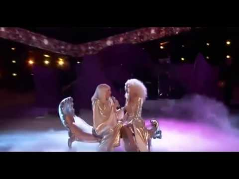 Lady Gaga & X Tina   'Do What U Want' Live The Voice