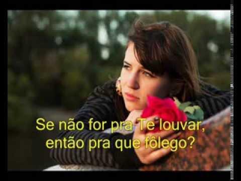 Cristina Mel- Eu Respiro Adoração playback com legenda