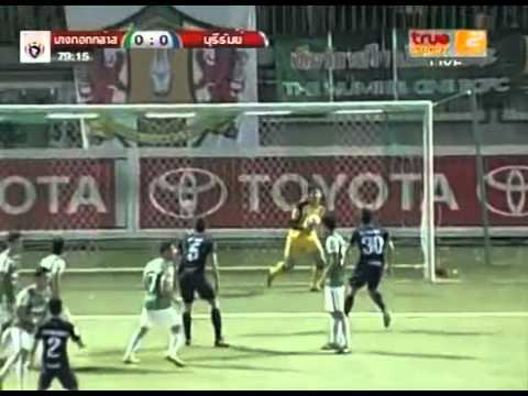 Samut Songkhram FC 0-0 bangkok united fc