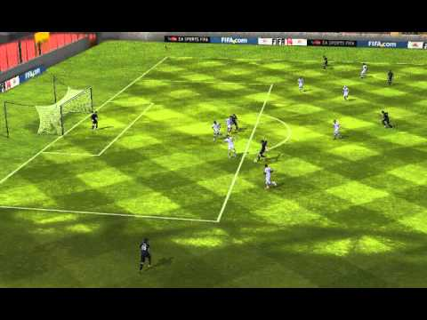 FIFA 14 Android - Inter VS Roma