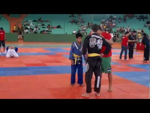 CTI - Igor Moraes - Jiu-Jitsu. luta 1