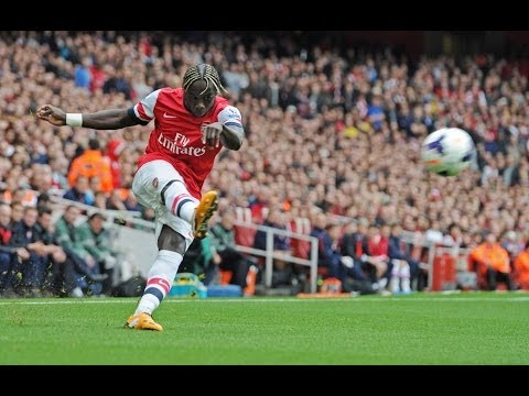 Bacary Sagna ● Welcome to Manchester ● Infinite HD