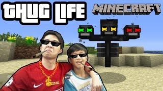 Minecraft Survival part 19 - Thug life tiêu diệt Wither