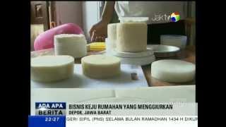 Bisnis Keju Rumahan Yang Menggiurkan