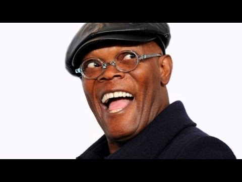 Talking To Samuel L. Jackson On Skype