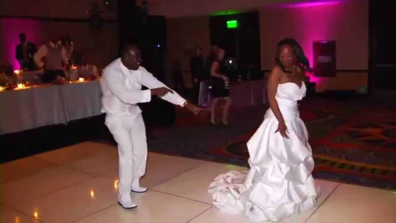 Best Hip Hop Wedding First Dance