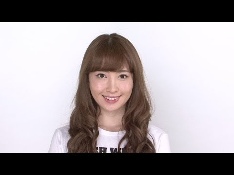 小嶋陽菜コメント映像「第3回 AKB48 紅白対抗歌合戦」 / AKB48[公式]