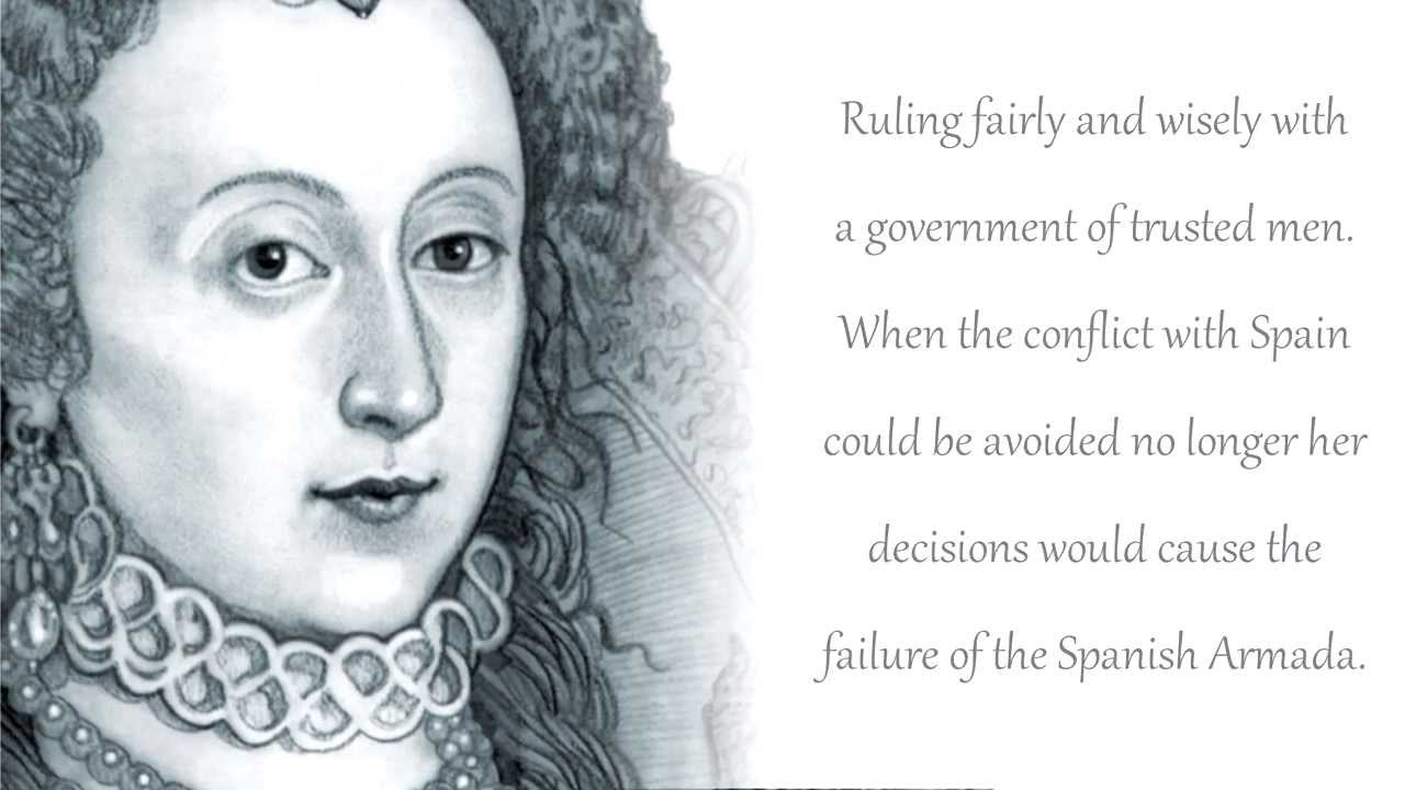 englands queen elizabeth i essay Elizabeth's distrust of mary continued and a number of plots against the english queen were uncovered she was aware that many english catholics wanted to depose her elizabeth knew that there were plots to kill her, to allow mary to become queen of england mary was implicated in a number of.