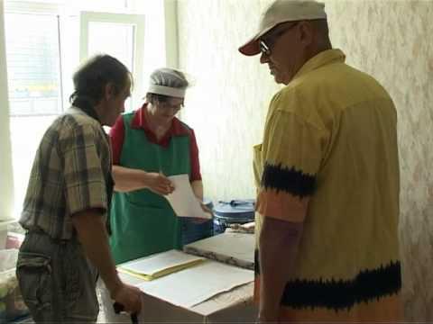 Смотреть видео В Парвенте откроется новое место выдачи супа