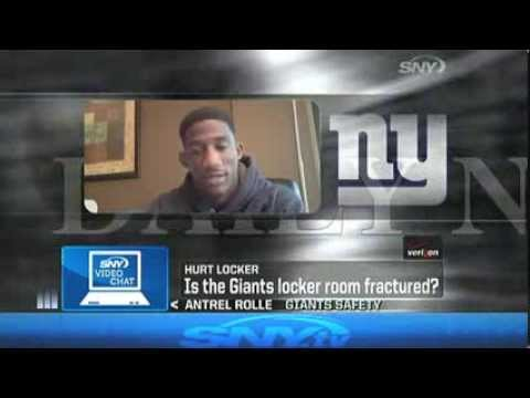 Antrel Rolle stands by his words