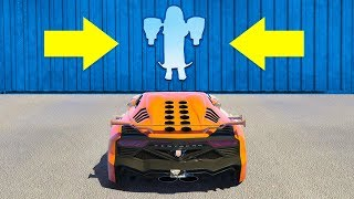 ULTIMATE PRECISION TRANSFORMER RACE! - GTA 5 Funny Moments