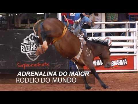 28/08/2016 - Lançamento da 62ª Festa do Peão de Boiadeiro de Barretos 2017