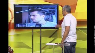F�bio mant�m discurso otimista e Victor fala sobre comportamento da torcida na Zona Mista