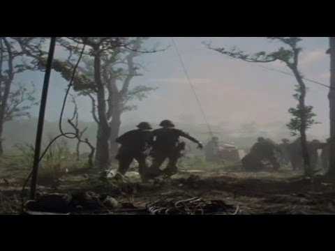 Robin Gibb - Bee Gees - I Started a Joke -  Vietnam War Music Videos