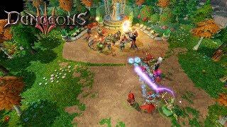 Dungeons 3 - Játékmenet Trailer
