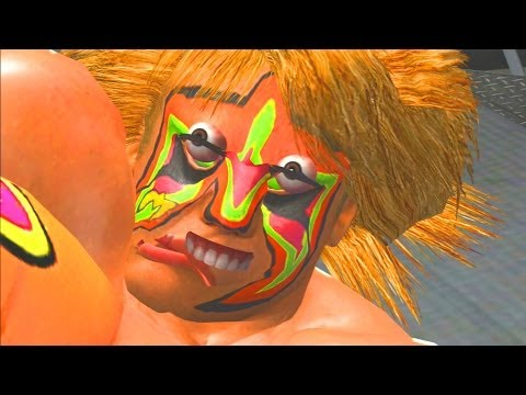 WWE 2K14 | Glitches, Bloopers and Silly Stuff