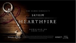 The Elder Scrolls V Skyrim: Hearthfire Official Trailer