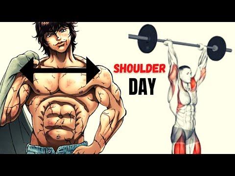 5 BEST SHOULDER EXERCISES AT GYM / Musculation épaules