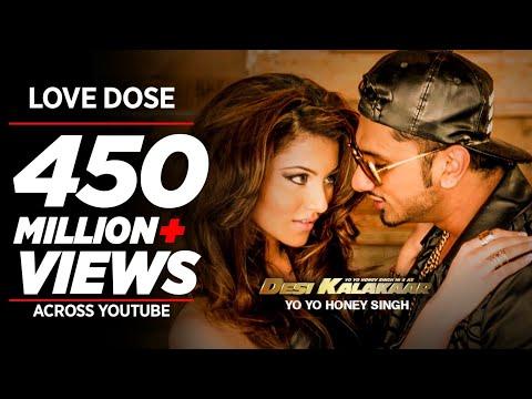 LOVE DOSE Full Video Song | Yo Yo Honey Singh, Urvashi Rautela | Desi Kalakaar