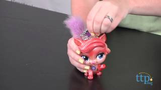 Disney Princess Palace Pets Talking & Singing Treasure