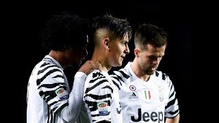 Juventus, Best of 2016/17 | Free-kicks: Dybala vs. Pjanic