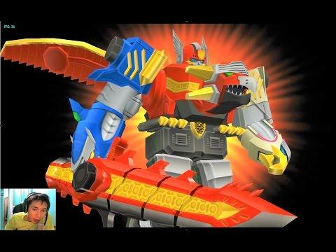 Sieu Nhan Game Play   5 anh em siêu nhân thiên sứ   Game Super Sentai Battle Ranger Cross #5