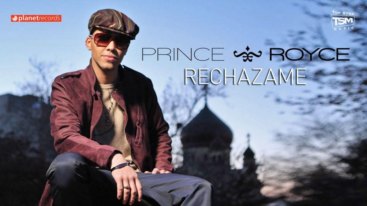 PRINCE ROYCE - Rechazame (Official Web Clip)