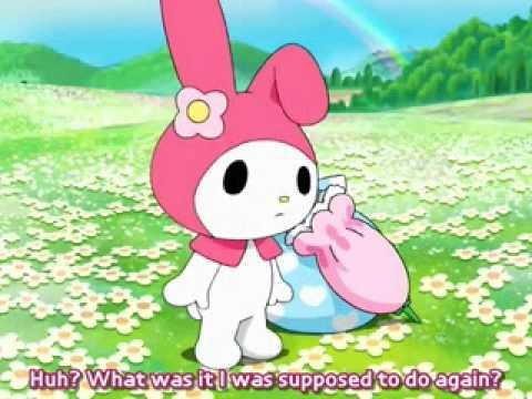Onegai My Melody - Ep. 01 part 2 - YouTube | 480 x 360 jpeg 22kB