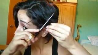 Girl Haircut