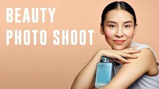 Tina Yong's Beauty Photo Shoot