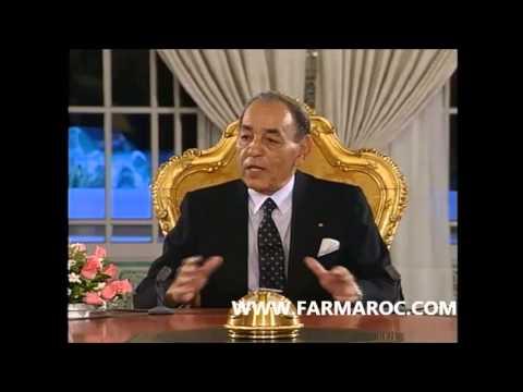ناذر:الحسن الثاني في ضيافة الصحافة الفرنسية