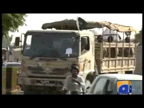 Geo Headlines 27 Sep 2013 Earthquake Aftermath 27 September 2013