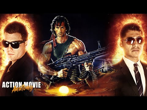 Rambo: First Blood Part II | Action Movie Anatomy