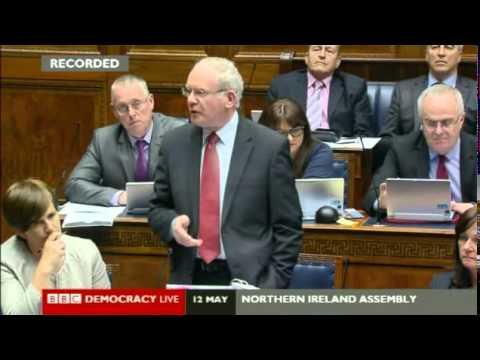 Martin McGuinness -