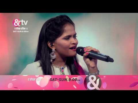 Parakhjeet Singh Vs Sharayu Date | Battle Round | Promo | The Voice India S2 | Sat-Sun, 9 PM