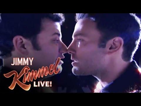 Kanye West and Jimmy Kimmel Feud