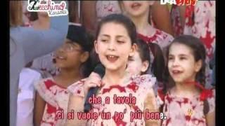 Arriva Lo Zecchino Karaoke Tutti A Tavola