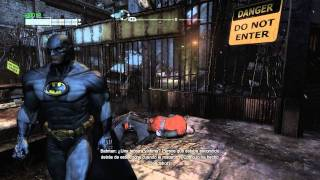 Batman Arkham City Gameplay Walkthrough Parte 43Mision