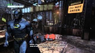 Batman Arkham City EspañolMisión Secundaria Paralela