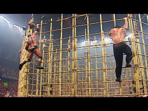 Batista vs. The Great Khali - Punjabi Prison Match: No Mercy, Oct. 7, 2007