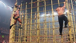 Batista vs. The Great Khali - Punjabi Prison Match: No Mercy, Oct. 7, 2007
